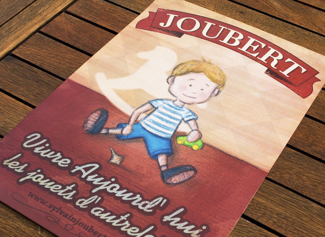 Affiche Joubert