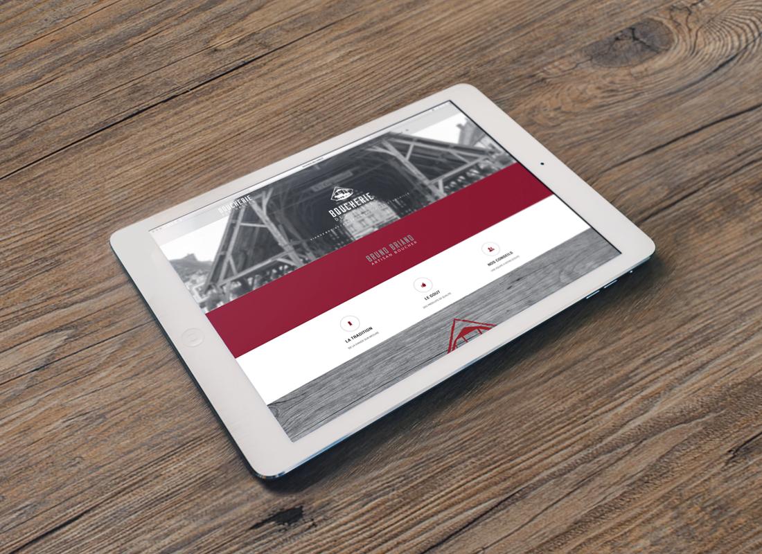 Boucherie site web