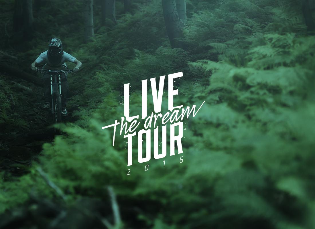 Logo Live the Drem Tour