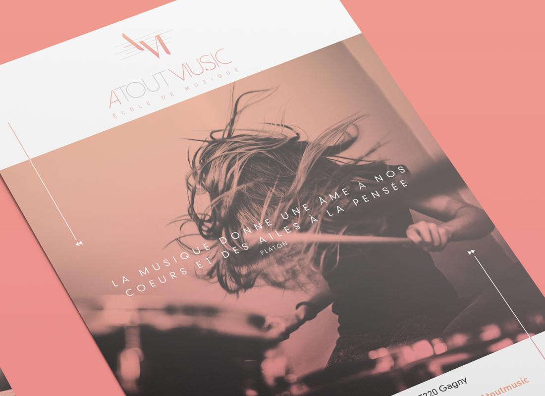 flyer AtoutMusic
