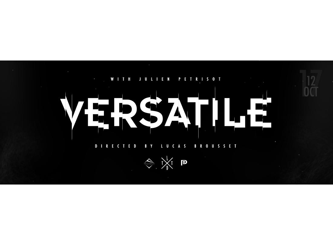 Bannière Versatile