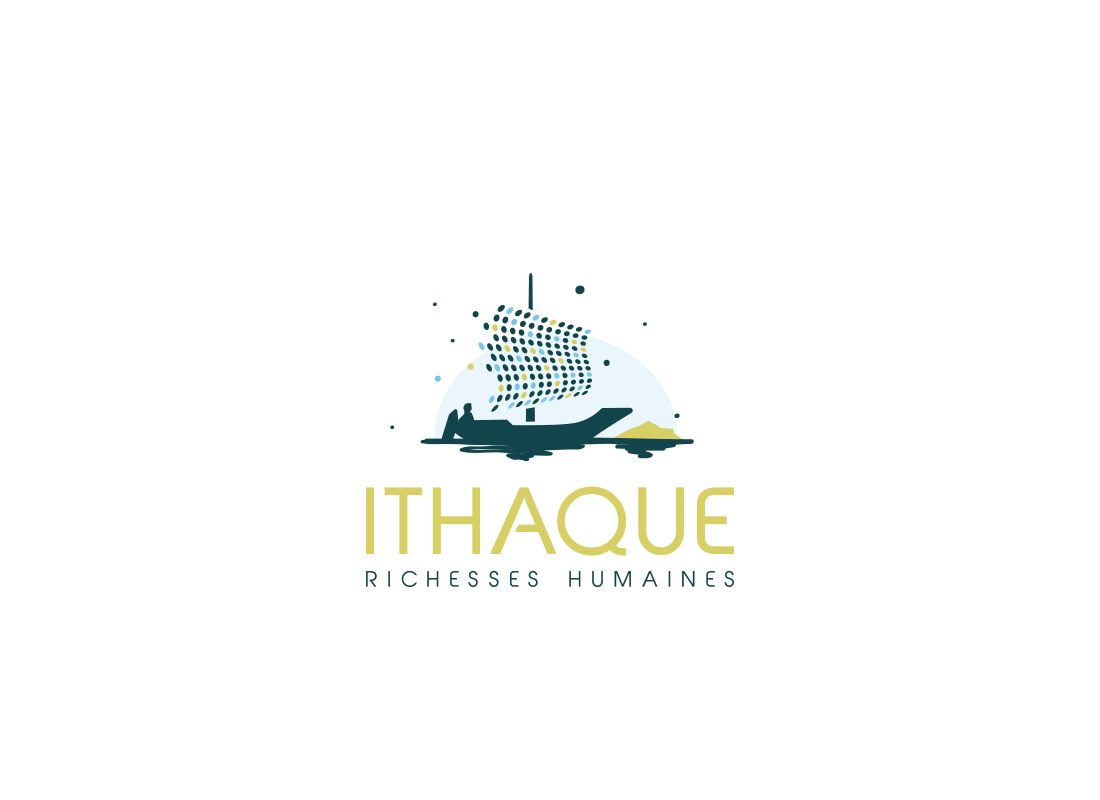 logo affiche ithaque richesses humaines